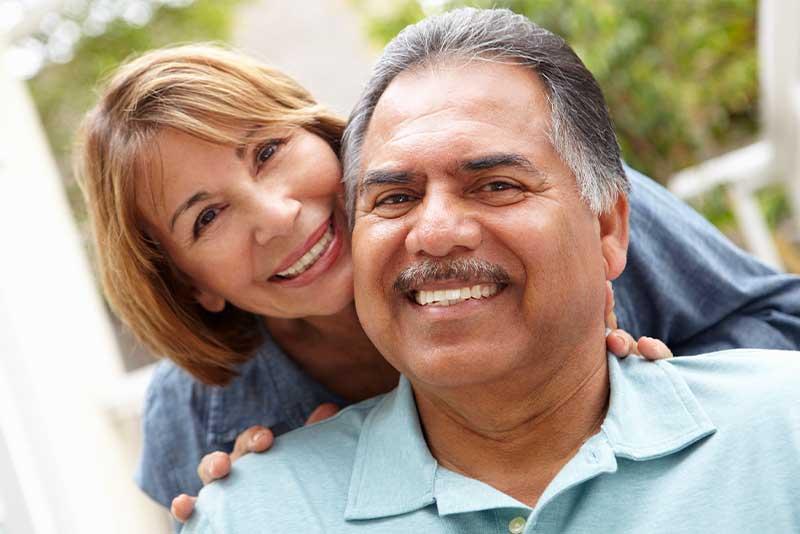 northwest houston veneer patients smiling